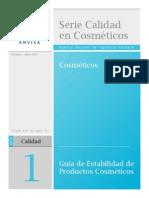 52251170 Estabilidad de Productos Cosmeticos