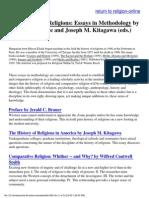 Eliade, Mircea & Kitagawa, Joseph M (eds.) - The History of  Religion.pdf