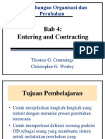 Chapter 4 - Entering & Contracting