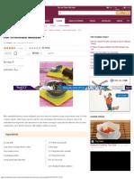 Hot Chocolate Mousse Recipe _ Food Recipes - Yahoo Lifestyle India