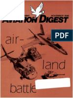 Army Aviation Digest - Nov 1986