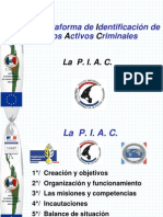 La p.i.a.c. -Version Cifad-es