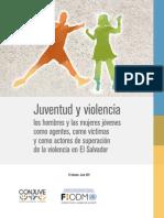 Juventud y Violencia