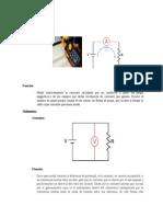 Instrumentos de medición y conceptos