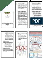 Leaflet Stroke Dan Pencegahannya