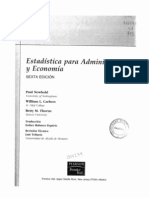 Newbold, Carlson y Thorne_Estadistica Para Administracion y Economia_Cap 5_ed 6