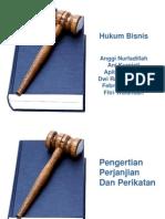 Kuliah Hukum Bisnis Ke 3