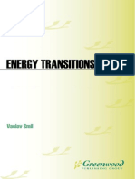 [Vaclav Smil] Energy Transitions History