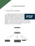 Autoevaluación en El Proceso Didáctico de Enseñanza Aprendizaje 2014
