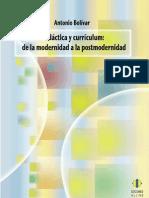 130816138 Didactica y Curriculum de La Modernidad a La Posmodernidad