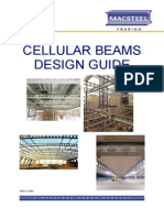 Macsteel Trading Cellular Beams Design Guide
