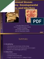 Paranasal Sinus Anatomy:Anomalies