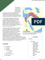 Fertile Crescent - Wikipedia, The Free Encyclopedia