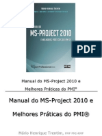 MS-Project 2010 - PMI