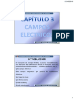 CAP 3 CAMPO ELÉCTRICO [Modo de Compatibilidad]
