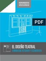 El Diseno Teatral Vol 1