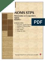 NOMS STPS