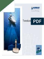 Airmar Transducer Technical Presentation