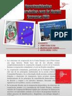 Oportunidades Comerciales Ue- Peru