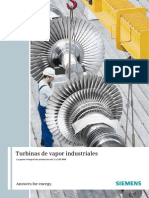 Turbinas de Vapor Industriales (1)