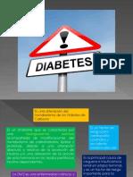 Fisiopatología en Diabetes