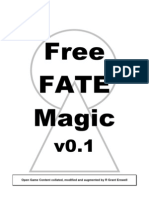 Free Fate Magic v0.1