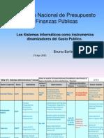Presentación Dr. Bruno Barletti