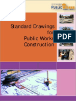 Standard Drawings for Public Works - San Diego 2012