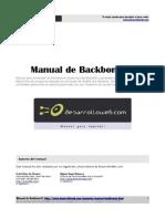 Manual Backbonejs