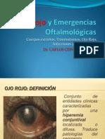 OJO ROJO y Emergencias Oftalmolgicas