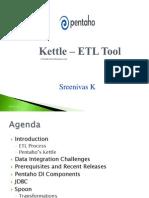 Kettle ETL Tool