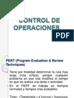 Control de Operaciones - Clase 2