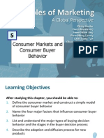 5 Understanding Consumer Markets and Consumer Buying Behavior