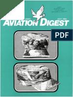 Army Aviation Digest - Jul 1984