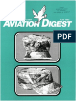 Army Aviation Digest - Jul 1984