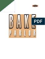 BakeParlor Marketing Analysis