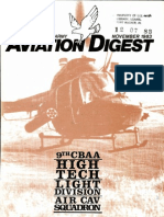 Army Aviation Digest - Nov 1983