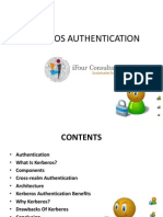 Kerberos Authentication for Information Security