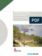 Manual de Extincion de Incendios Forestales para Cuadrillas Castilla y León