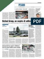Orientagiovani, i team universitari vincenti - Il Corriere Adriatico del 27 maggio 2014