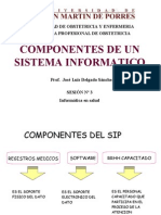 SESION 3 COMPONENTES