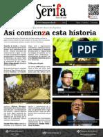 Informativo Serifa Ed. 2. 2014
