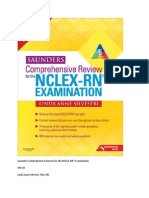 Saunders Comprehensive Review for the NCLEX.docx