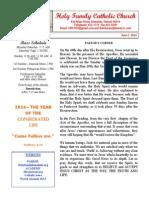 hfc june 1 2014 bulletin 1