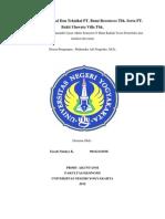 Uas Tpai_analisis Fundmental Dan Teknikal