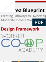 Bay Area Blueprint Cooperative Academy Design Framework