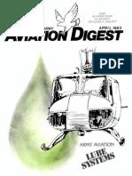 Army Aviation Digest - Apr 1983