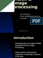 Computer Vision & Image Processing