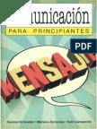 Comunicación Para Principiantes.pdf