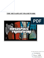 Metasploit Framework by Achilli3st